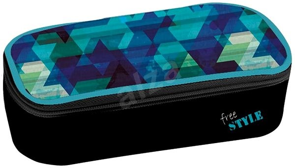 Etue with Free style flap - Pencil Case