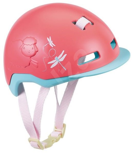 Baby Annabell Bike Helmet - Doll Accessory