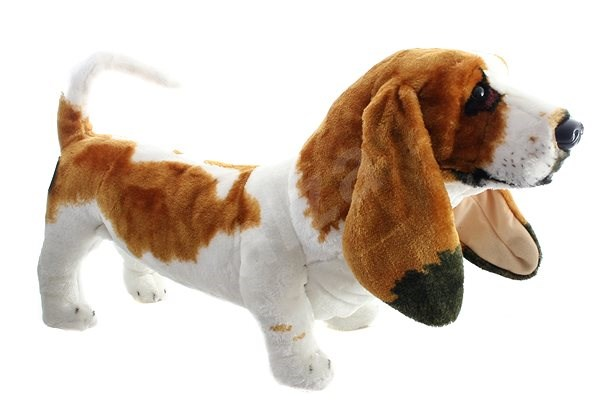 Dog: Basset - Plush Toy