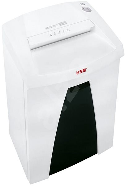 HSM SECURIO B22, shred size 1.9×15mm - Paper Shredder