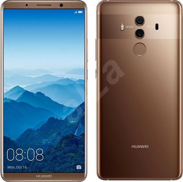 HUAWEI Mate 10 Pro Mocha Brown - Mobile Phone