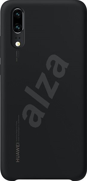 Huawei Original Silicon Black for P20 - Mobile Case