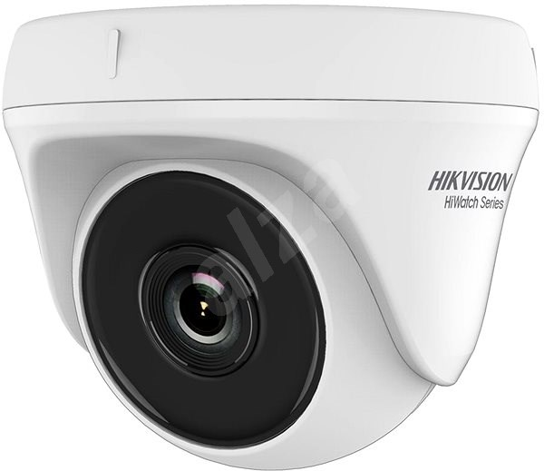HikVision HiWatch HWT-T140-P (3.6mm), Analogue, 4MP, 4in1, Internal Turret, Plastic - Analog Camera