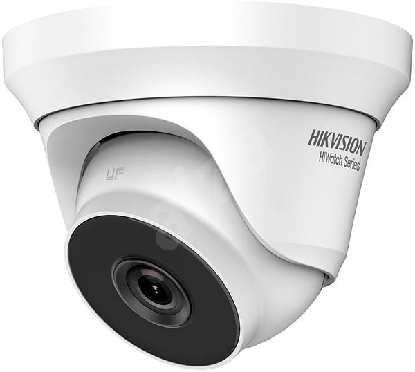HikVision HiWatch HWT-T220-M (2.8mm), Analogue, HD1080P, 4in1, Outdoor Turret, Full Metal - Analog Camera
