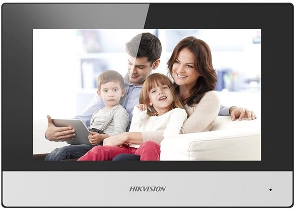 HIKVISION DSKH6320WTE1 Videophone Monitor, WiFi, PoE - Video Phone