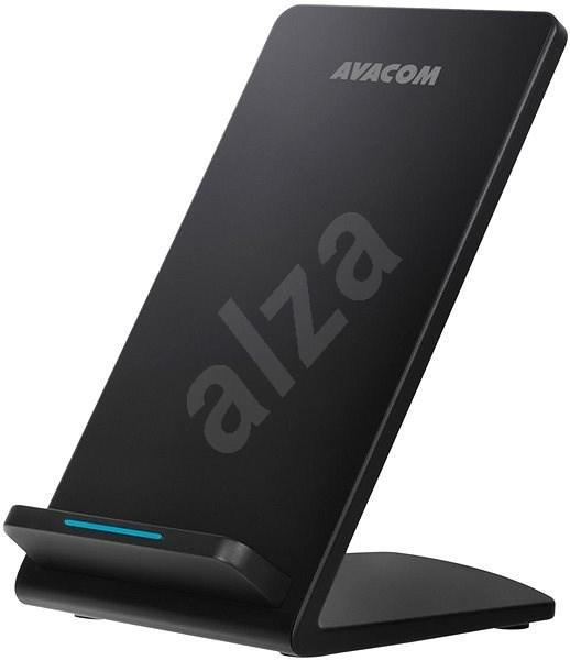 AVACOM HomeRAY S10 Charger Stand Qi 10W black - Wireless Charger