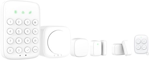 Immax NEO SMART SECURITY KIT - central unit