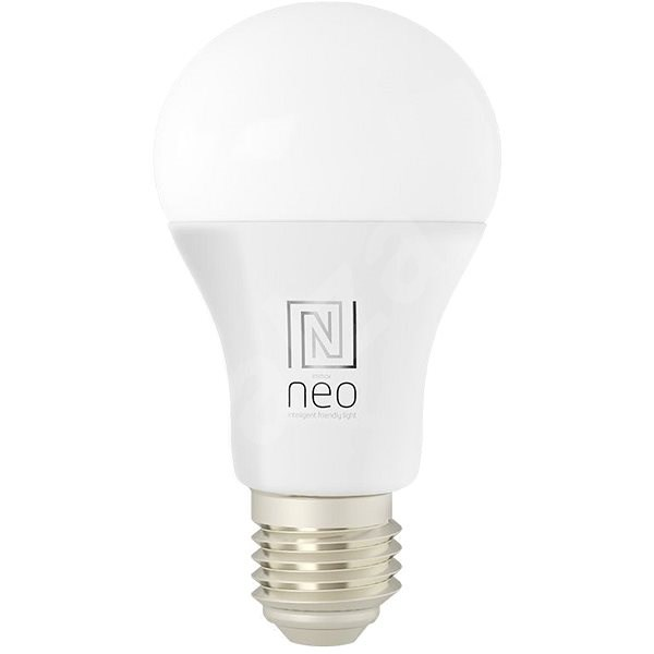 Immax NEO Smart LED Bulb E27 9W RGB + CCT Colour and White, Dimmable, Zigbee 3.0 - LED Bulb