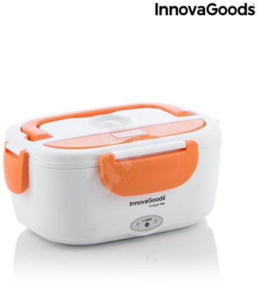 InnovaGoods Electric Lunchbox for Car 40W 12V - Snack box