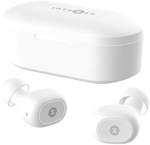 Intezze Piko White - Headphones with Mic