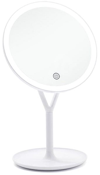 iMirror Y Charging, Cosmetic Make-Up Mirror, Rechargeable, with LED Line Lighting White - Makeup Mirror