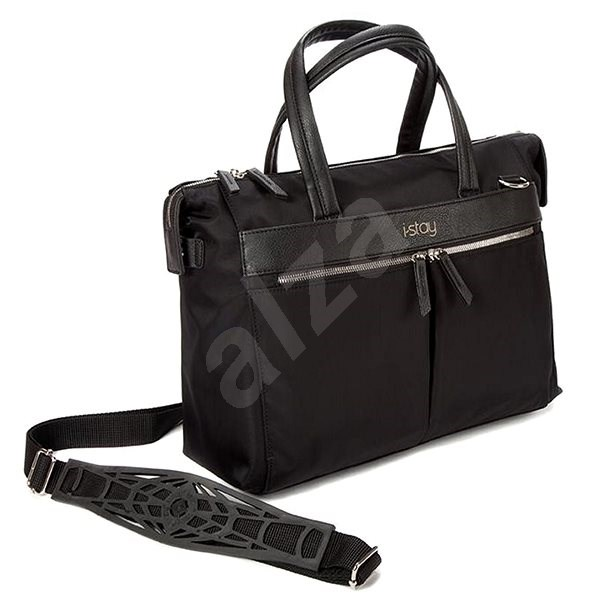 "i-stay ONYX 15.6"" black - Laptop Bag"