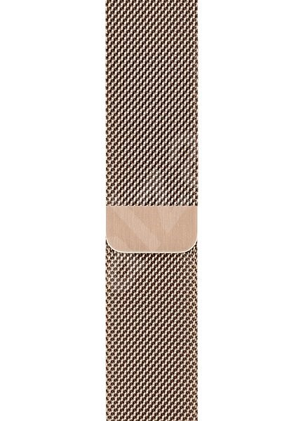 Apple 44mm Gold Milanese Loop - Watch band