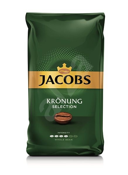 Jacobs Kronung Selection, beans, 1000g - Coffee