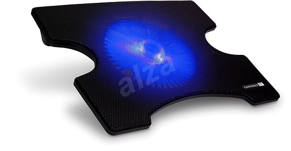 CONNECT IT Cool-ICE CCP-1900-BK Black - Cooling Pad