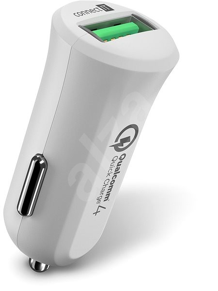 CONNECT IT InCarz QUALCOMM QUICK POWER 4.0 - Car Charger