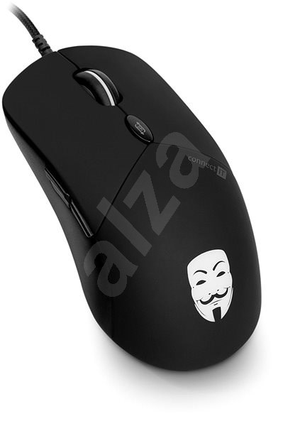 CONNECT IT ANONYMOUSE - Gaming Mouse
