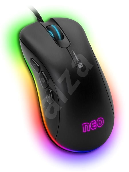 CONNECT IT NEO Pro Gaming Mouse black - Gaming Mouse