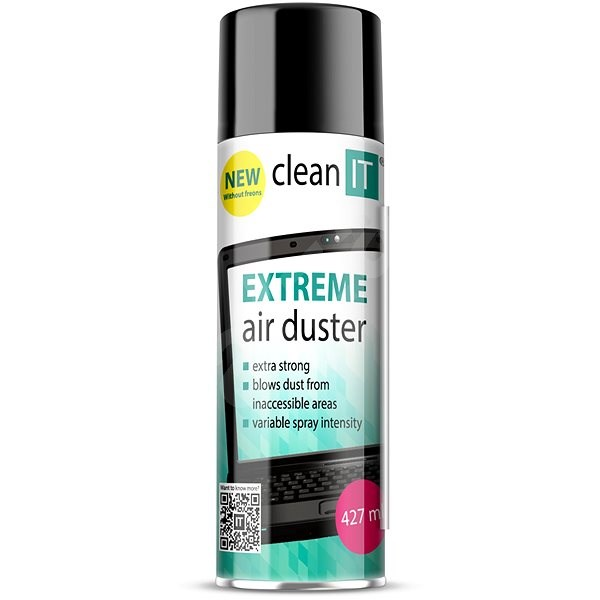 CLEAN IT CL-136 EXTREME Compressed Gas 500g - Cleaner