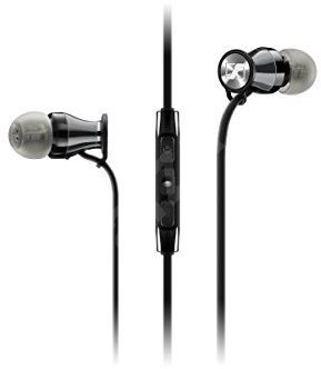 Sennheiser MOMENTUM In-Ear (Chrome) - Headphones