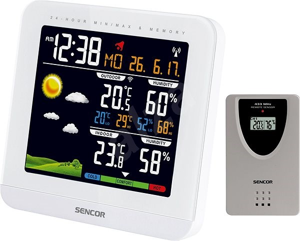 Sencor SWS 5600 - Weather Station