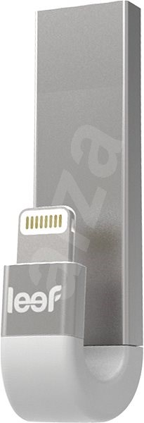 Leef iBRIDGE3 64GB Silver - USB Flash Drive