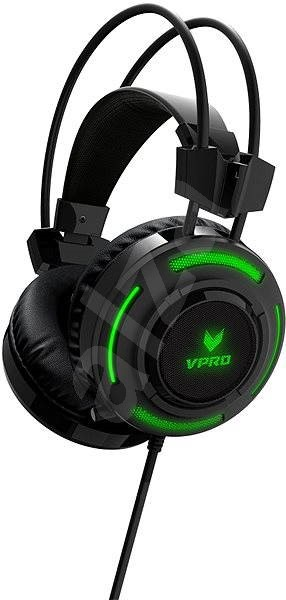 Rapoo VPRO VH200 Black RGB Gaming - Gaming Headset ... 61900715be