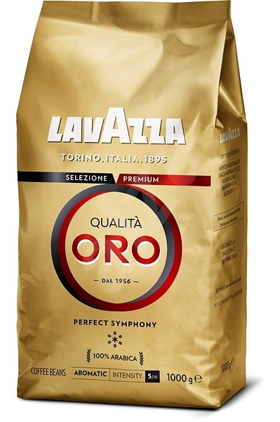 Lavazza Oro, beans, 1000g - Coffee