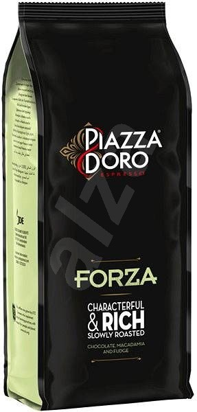 Piazza d´Oro Forza, 1000g, beans - Coffee