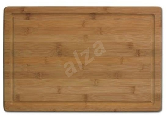 Kela Cutting Board KATANA bamboo 45x30x2cm - Chopping board