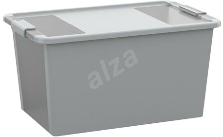 KIS Bi Box L - 40 litres grey - Storage Box