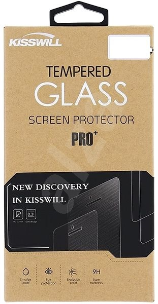 Kisswill for Nokia 2.3 - Glass protector