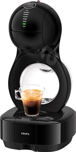 krups nescaf dolce gusto lumio kp130831 capsule coffee machine. Black Bedroom Furniture Sets. Home Design Ideas