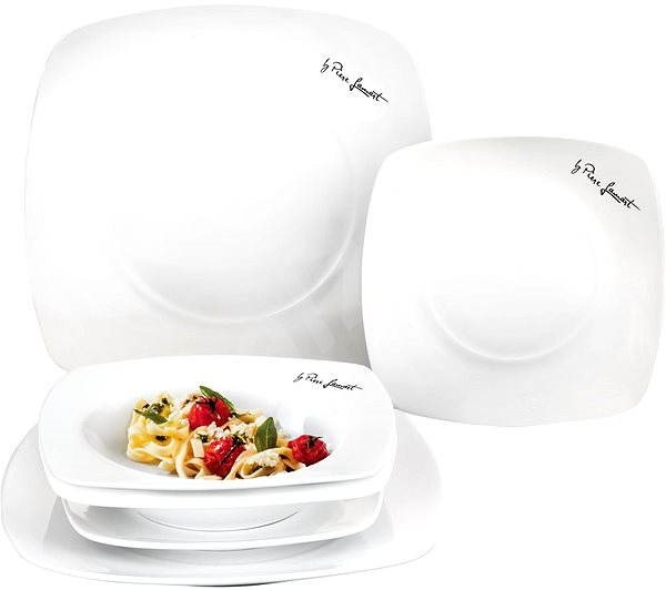 Lamart Square Plate Dining Set LT9002 - Dish set