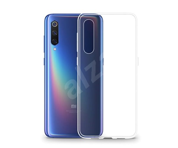 Lenuo Transparent for Xiaomi Mi 9 - Mobile Case