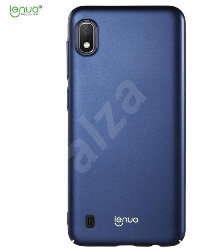 Lenuo Leshield for Samsung Galaxy A10, Blue - Mobile Case