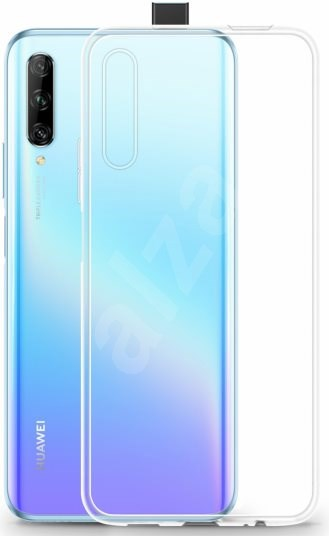 Lenuo Transparent for Huawei P Smart Pro/Y9s, Clear - Mobile Case
