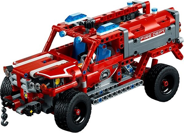 Lego Technic 42075 First Responder Building Kit