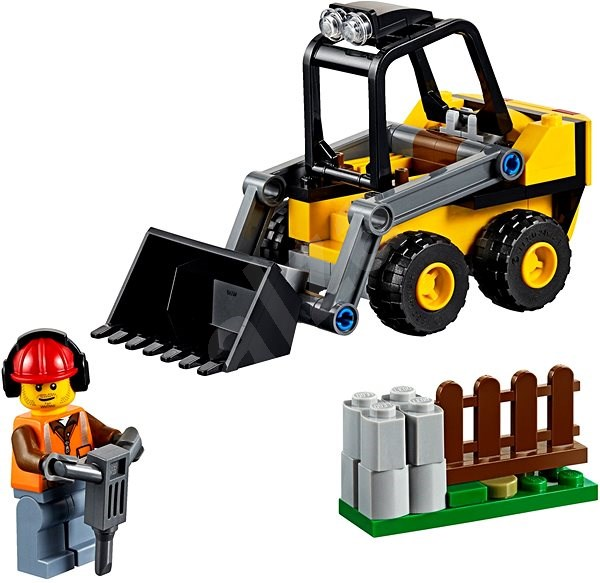 LEGO City 60219 Construction Loader - LEGO Building Kit
