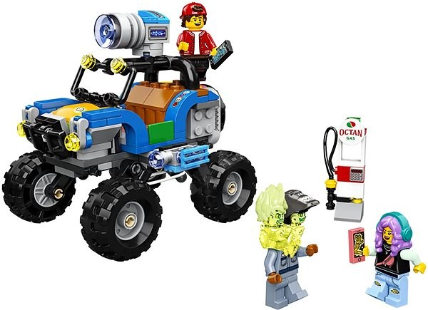 Lego Hidden Side 70428 Jack S Beach Buggy Lego Building Kit Alzashop Com