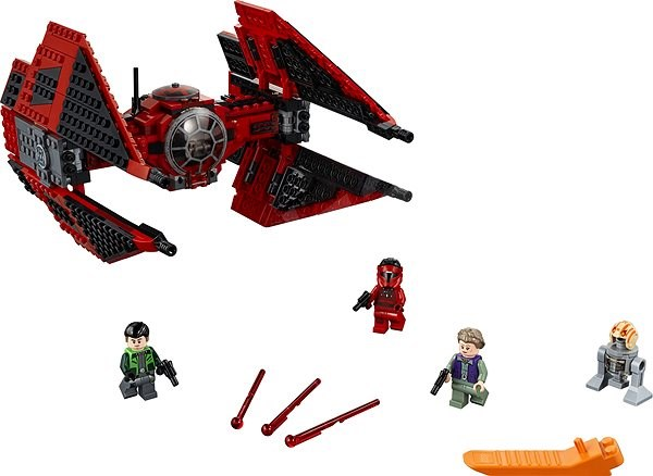 LEGO LOT OF 5 NEW BLACK STAR WARS CROSSBOW WITH TRIGGER PIECES
