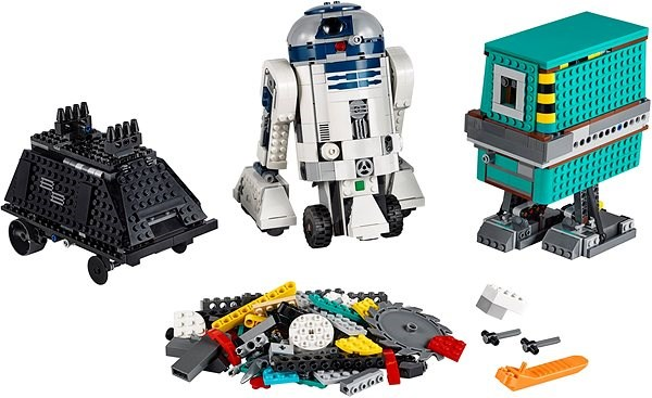 LEGO Star Wars 75253 Droid Commander - LEGO Building Kit