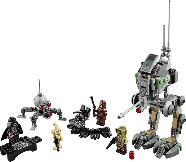 LEGO Star Wars 75261 Clone Scout Walker - 20th Anniversary Edition - Building Kit