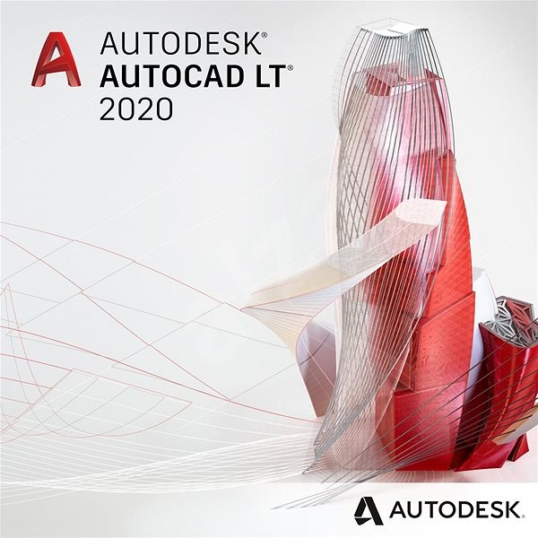 AutoCAD LT Commercial Renewal 2 Year Electronic License - CAD/CAM Software