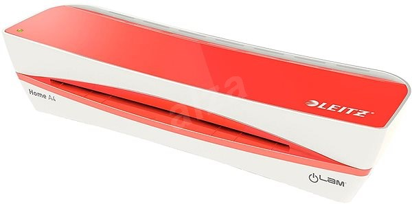 LEITZ iLAM Home A4 light red - Laminator
