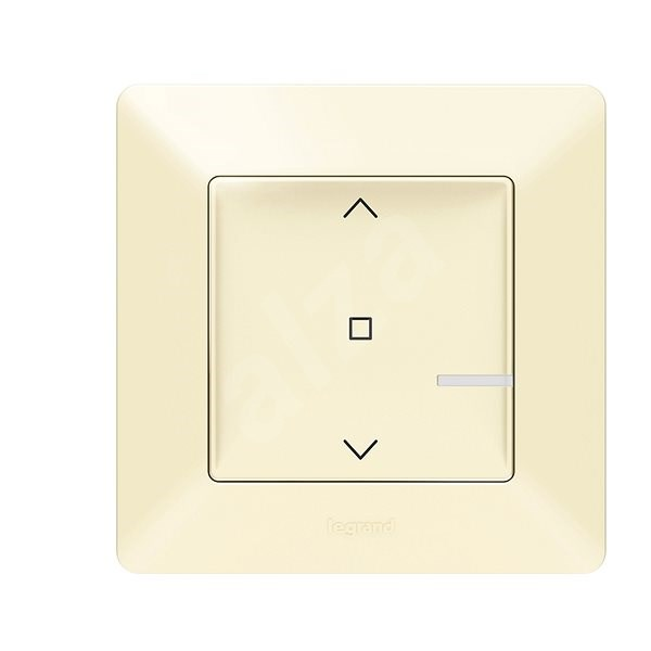 Legrand Valena Life With Netatmo Blind Switch, Beige - Switch