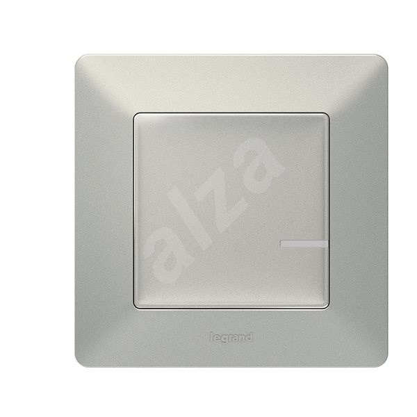 Legrand Valena Life With Netatmo Smart Aluminum Switch/Dimmer - Switch