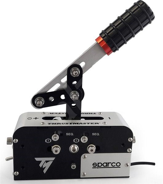 Thrustmaster - Sequential Shift Lever and TSSH Sparco Handbrake - Controller