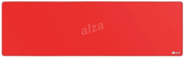 C-TECH MP-01XL red - Mouse Pad