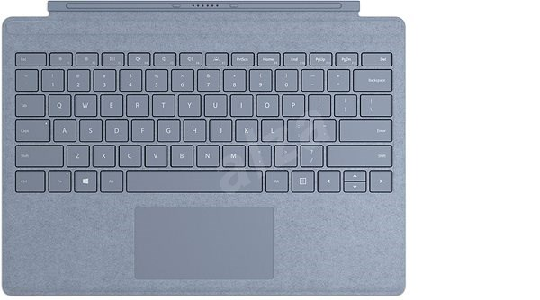 Microsoft Surface Pro Type Cover Ice Blue - Keyboard